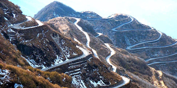 Silk Route - Gangtok - Pelling - Darjeeling *