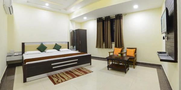 Maharaja Bed Room