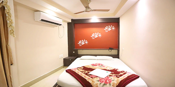 Super Deluxe AC Room with Side View
