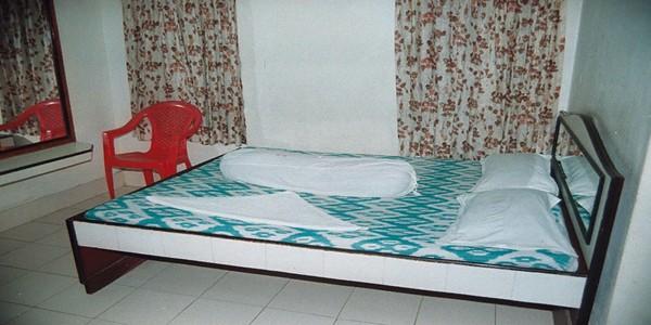 Double Bed Non AC Ground Floor Room