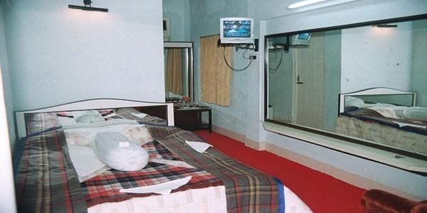 Super Deluxe AC Double Bed Room