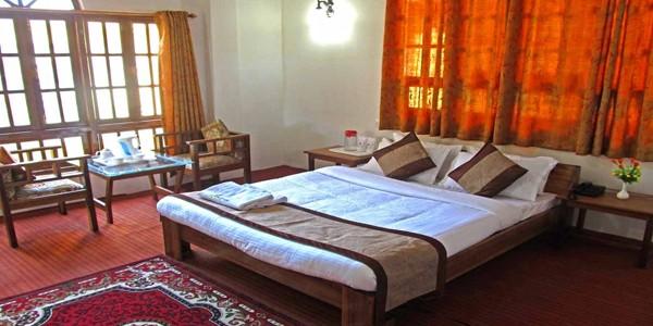 Super Deluxe Room with Kanchanjangha View