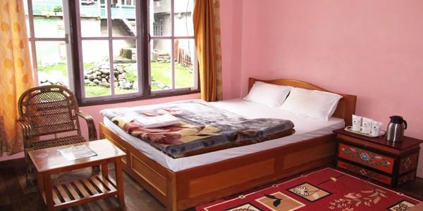 Deluxe Double Bed Room