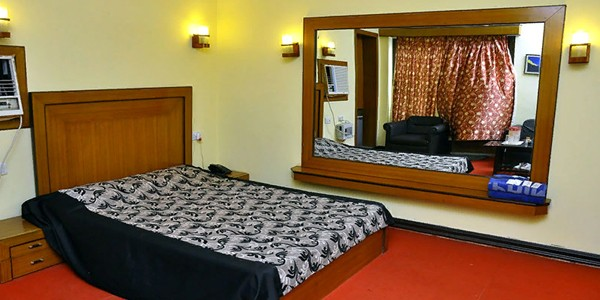AC Double Bed Non Sea Facing 1st  Floor Cottage Room