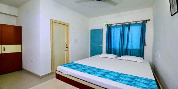 Deluxe Non-AC Double Bed View Room