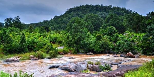 Trip to Daringbadi *