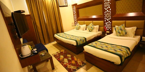 Super Deluxe Triple Bed Room