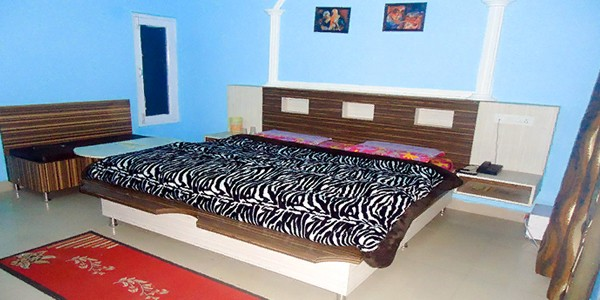 Super Deluxe Non AC Double Bed Room