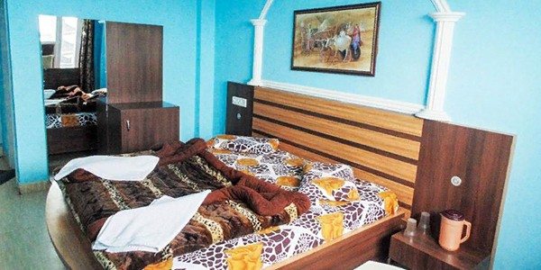 Family Non AC Six Bedded Room