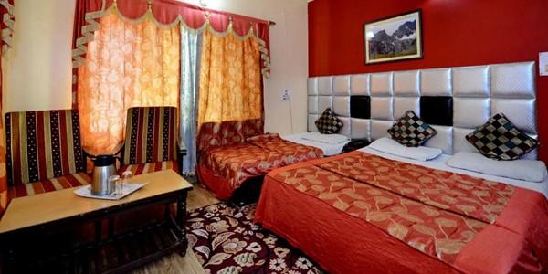 Super Deluxe Triple Bed Room