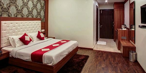 Premium Double Bed Room with Breakfast