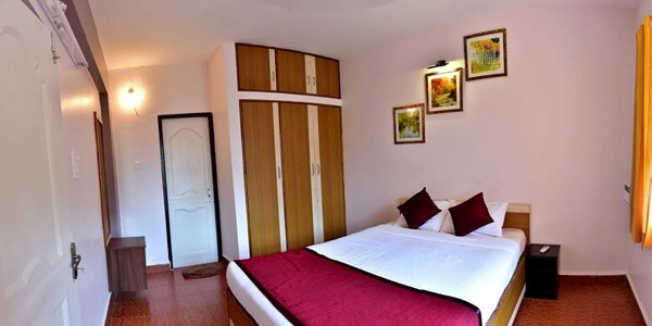 Holiday Homes Colva Beach