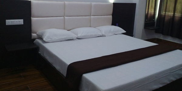 Deluxe Double Bed Room AC