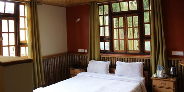 Standard Double Bed View Room with Breakfast
