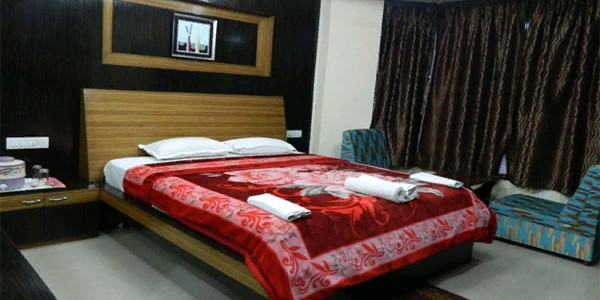 Super Deluxe AC Double Bed Room