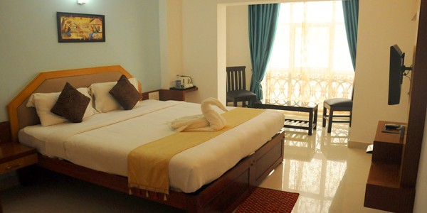 Deluxe Non-AC Double Bed Room