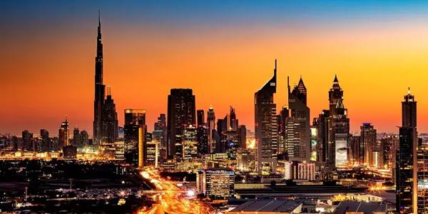 Dubai Summer Trip