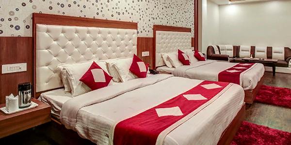 Hotel The Royal Krishna