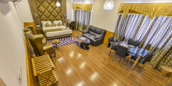 Hotel Mannat Resorts
