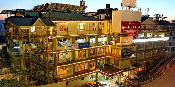Hotel Himland East